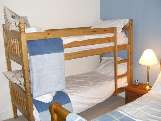 Eagle View Guest House : Bunk beds