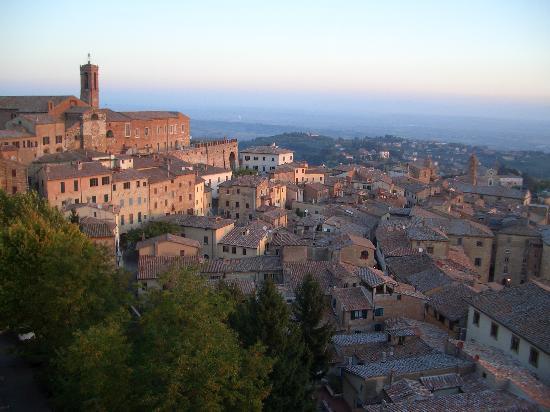 Meuble il Riccio: Sunrise View from Room