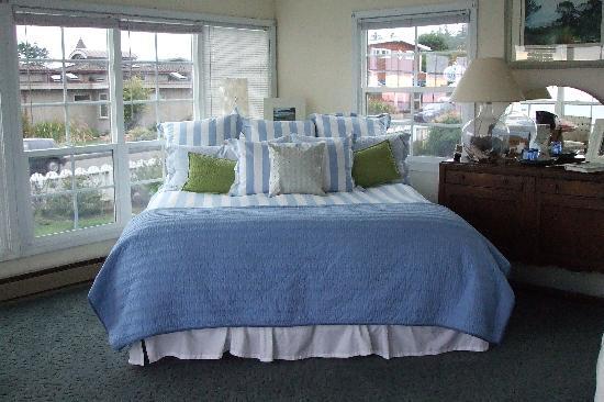Trinidad Bay Bed & Breakfast Hotel: The Tidepool room