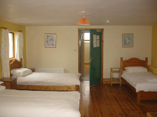 Family room at Inisheer Hostel