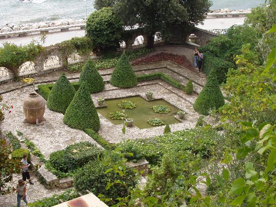 Balchik, Bulgaria: The garden