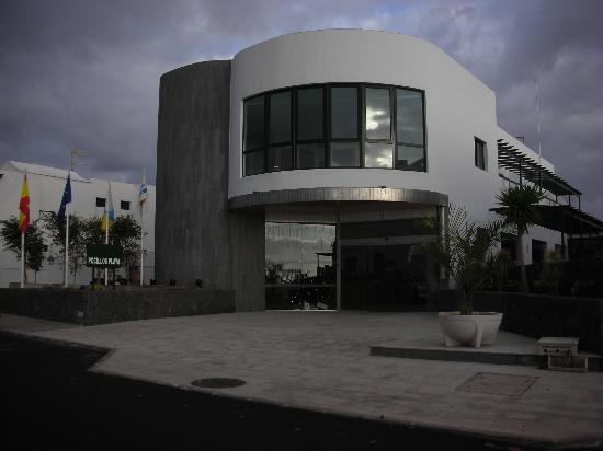 Hotel Pocillos Playa.