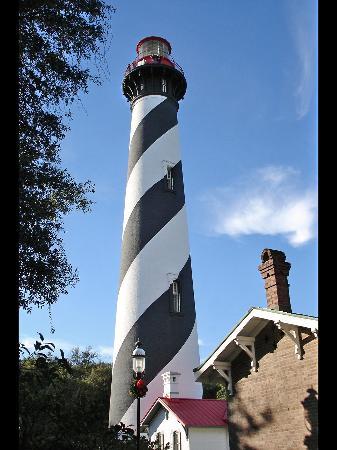 The Cedar House Inn: St Augustine Lighthouse