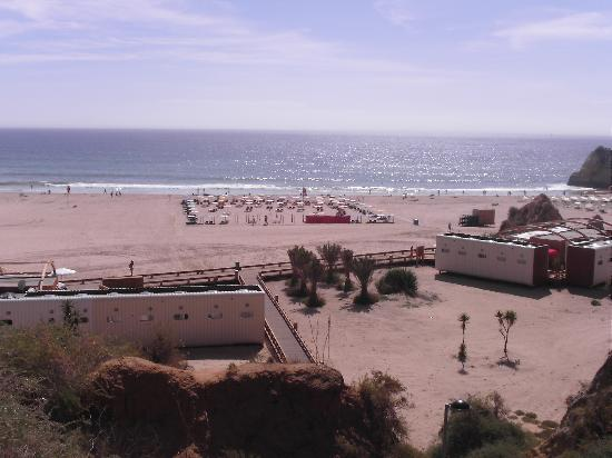 Hotel Apartamentos Mirachoro II: Another pic of beach
