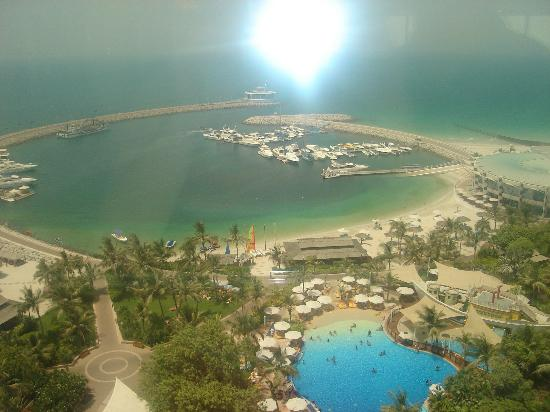 Jumeirah Beach Hotel: Wow