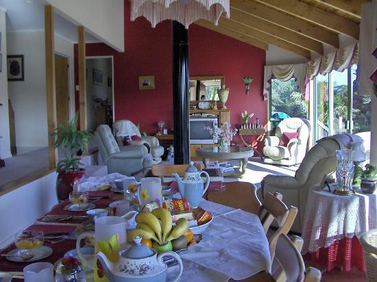 Appledore Lodge: lovely main house
