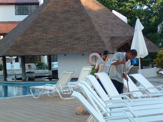 BlueBay Villas Doradas Adults Only: bar piscine