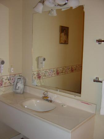 Hotel Villa Convento : Sink