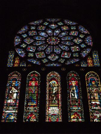 Chartres Cathedral Aufnahme