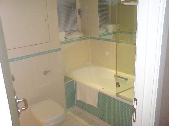 Park Plaza Nottingham: Bath/Shower