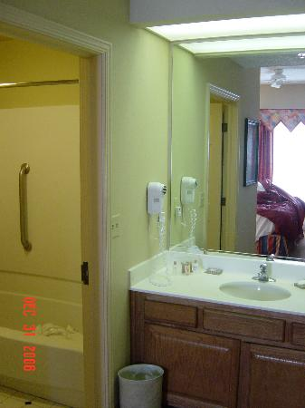 Homewood Suites by Hilton Fort Myers: Bathroom Area