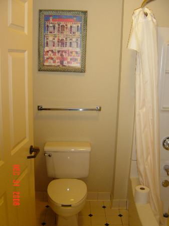 Homewood Suites by Hilton Fort Myers: bathroom