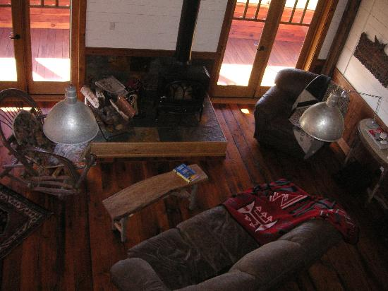 Photo of Artists' Loft Bed and Breakfast - Big Cat Cabin, Strawberry Hill Cabin Julian