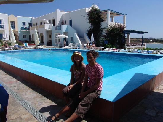 Kouros Village: Swimming Pool