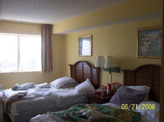 Roxanne Towers: Bedroom where kids slept