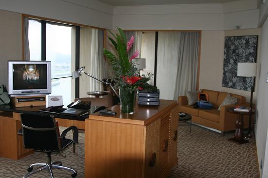 Mandarin Oriental, Singapore : Room