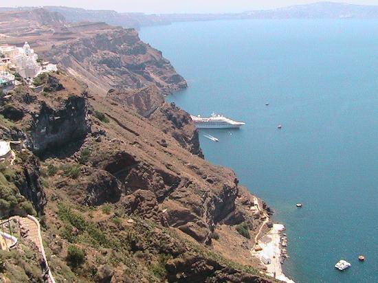 Santorini Foto