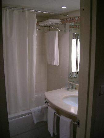 Lancaster Tamar Hotel: bathroom