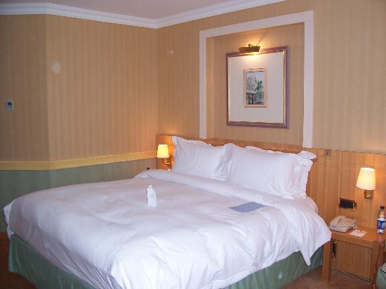 Sofitel Brussels Le Louise: Hotel Room 3