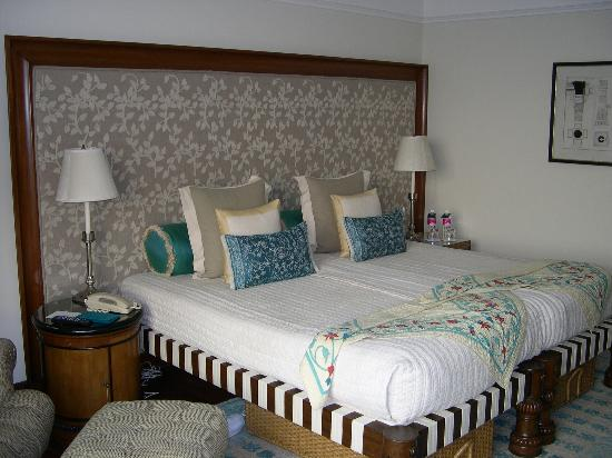 The Oberoi Amarvilas: our room
