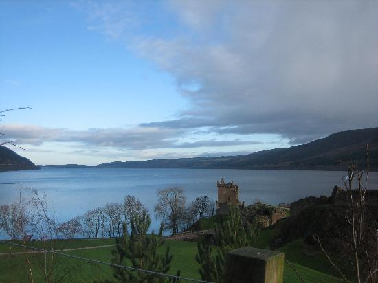 Coul House Hotel: Loch Ness