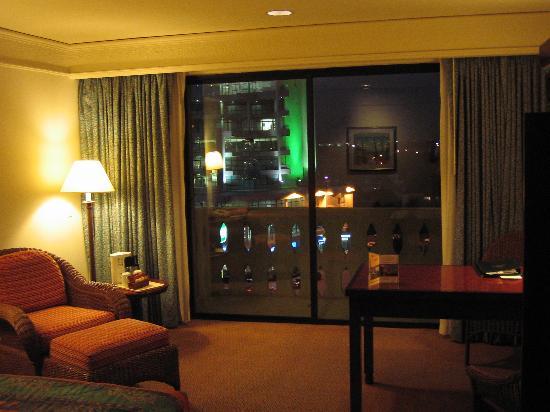 Hotel Lucerna Culiacan: Panorama Habitación