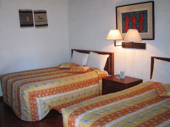 Cerocahui, מקסיקו: Las camas