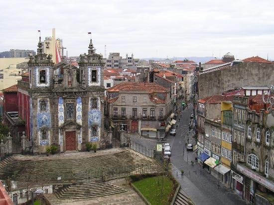 Quality Inn Porto: Otra vista desde la habitación
