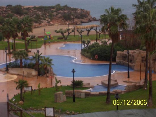 RV Hotel Ametlla Mar: piscina