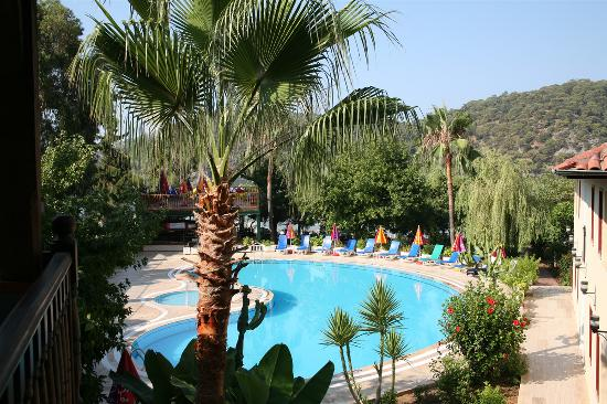 Hotel Meri: Pool & Bar Area