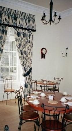 Hanover House Hotel: Breakfast room