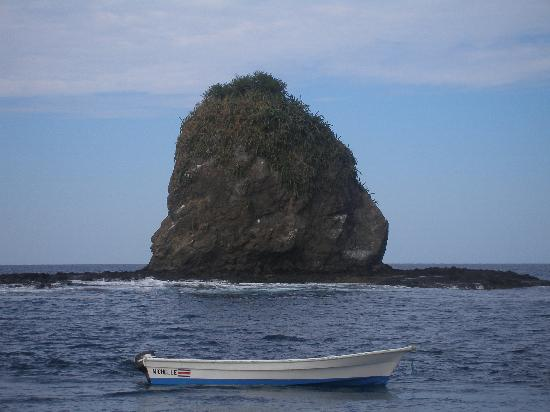 Playas del Coco, Costa Rica: Monkey Island