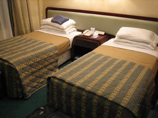 Shamrock Hotel: Standard Twin Room