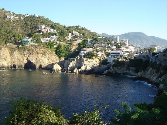 Old Acapulco : La Quebrada