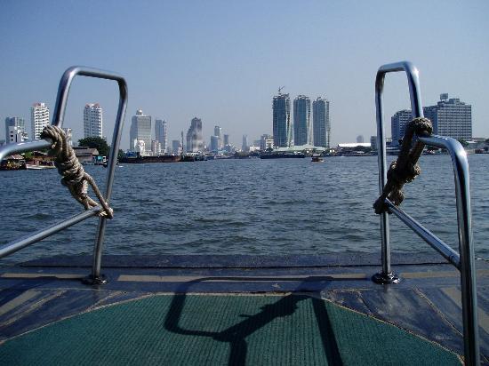 Bangkok from Riverboat