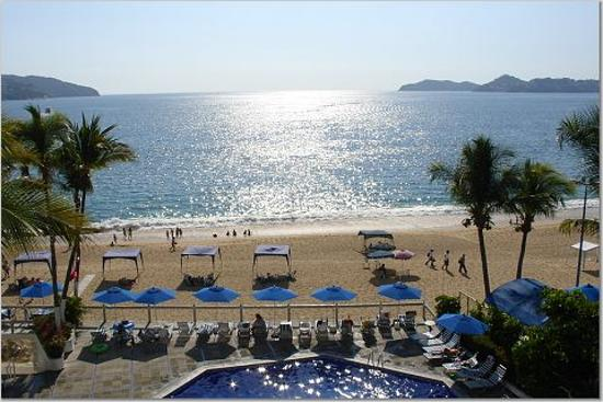 Hotel Acapulco Malibu: view is great