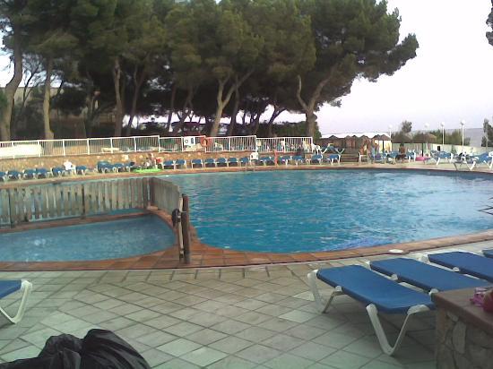 Intertur Hotel Miami Ibiza: the pool again