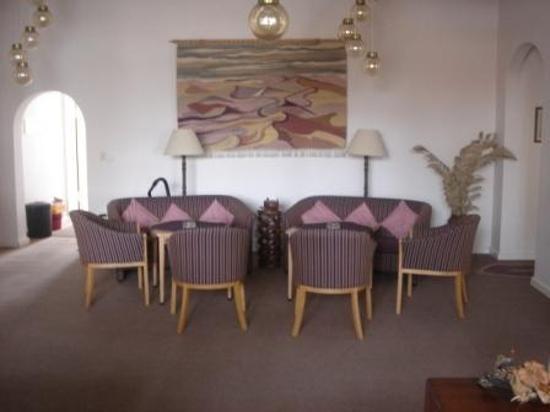 Hotel Pension d'Avignon: Lobby