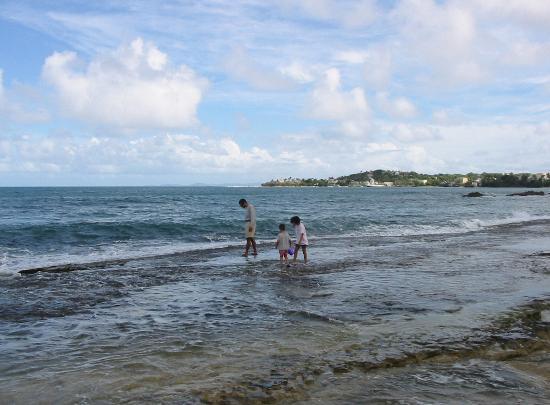 Playa Monte Santo: Monte Santo Playa area