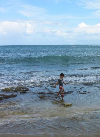 Playa Monte Santo: Monte Santo area