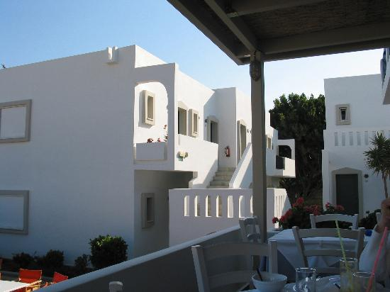 Ammos Hotel: From the terrace