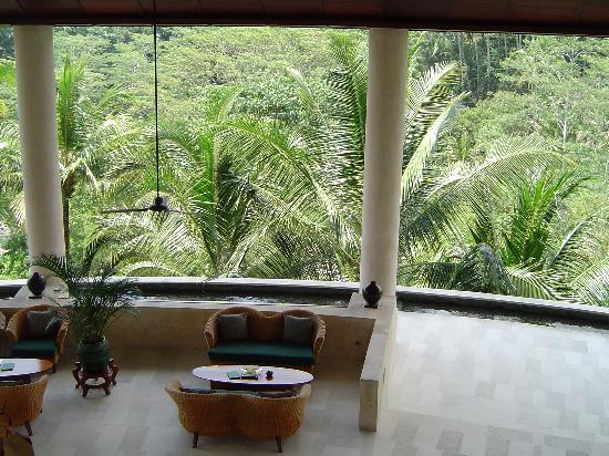 Four Seasons Resort Bali at Sayan: lobby