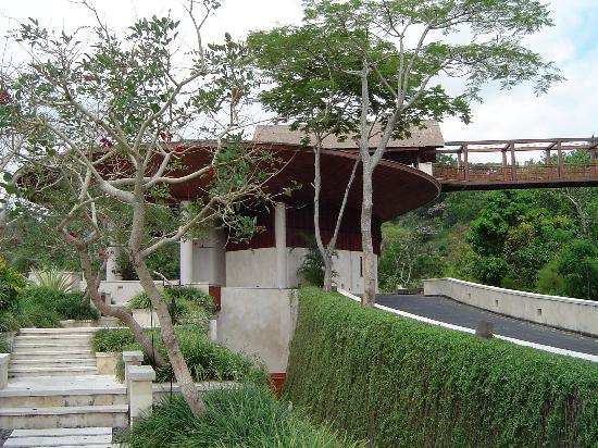 Four Seasons Resort Bali at Sayan : main building