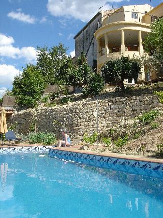 Cal Mestre: Pool