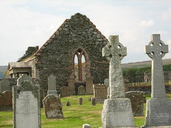 Skipness, UK: Abbey