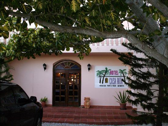 Hotel Casa Rita: entrance