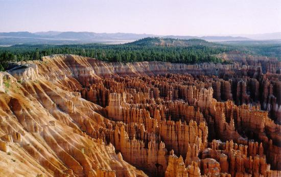 Parque Nacional Bryce Canyon, UT: My favourite place - Bryce canyon June 2006