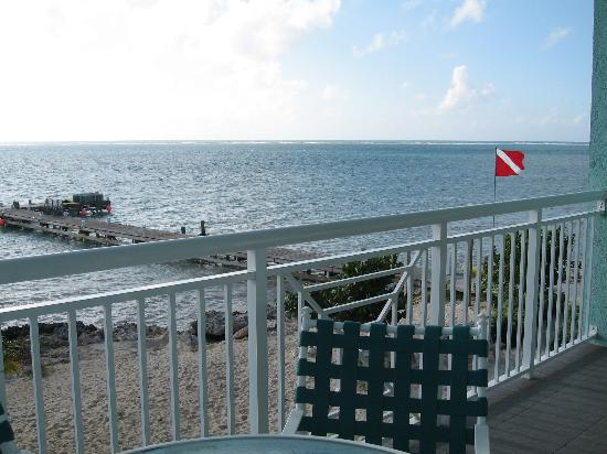 Balcony - Compass Point Dive Resort Photo