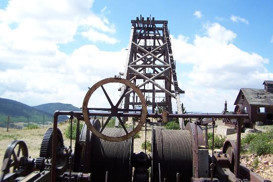 วิกเตอร์, โคโลราโด: American Eagle Mine