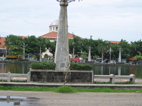 Semarang, Indonesia: Central Train Station